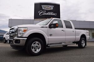 2011 Ford Super Duty F-350 SRW S/D Lariat Supercab LWB 4WD
