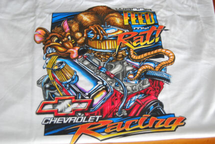 Chevy Rat T Shirt Snowtown Wakefield Area Preview