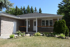 West end 3 bedroom lower level of house   $1900.00 Inclusive.