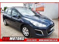 2012 Peugeot 308 HDI SW ACCESS - 1.6L - 77K - F/S/H - READY TO DRIVE AWAY