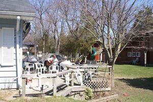 Rondeau cottage rental -outside gates Windsor Region Ontario image 2
