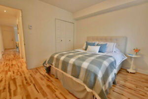 APARTMENT for rent | 1BDR | 3 ½ | FULLY RENOVATED | ROSEMONT