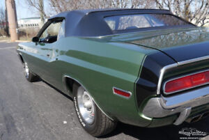 WANTED: 1970 or 1971 Dodge Challenger Convertible