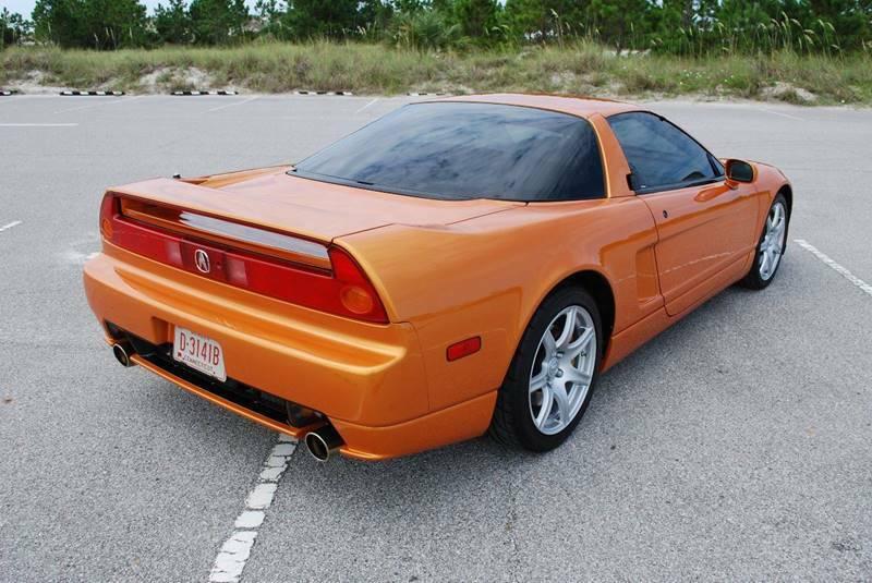 Image 10 Voiture Asiatique d'occasion Acura NSX 2004