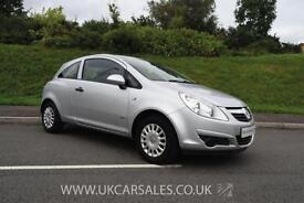 2010 Vauxhall Corsa 1.0 i 12v Life 3dr