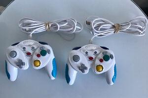 THREE Intec Turbo Nintendo Wii or GameCube Video Game Controller