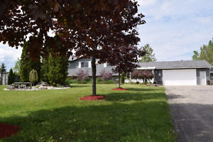 Home for Sale - North of Owen Sound, 2 Acre Country Property