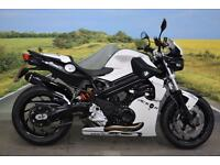 BMW F800R **Heated Grips, ABS, Braided Hoses**