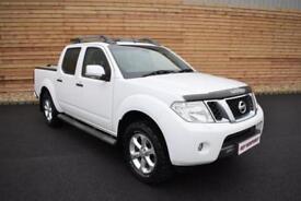 Nissan Navara 2.5dCi ( EU V ) Tekna D/Cab pick-Up
