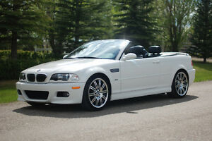 2004 BMW M3 Cabriolet - Only 60,000 km's & Manual Transmission