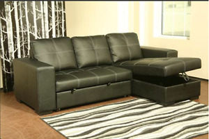 Comox Sofa Bed with Storage