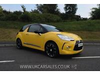 2011 Citroen DS3 1.6 HDi DSport 3dr