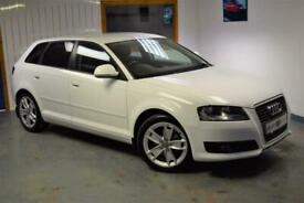2009 - 09 Audi A3 1.9 TDI Sport 5 Door - £30 Road Tax - 2 Owners From New