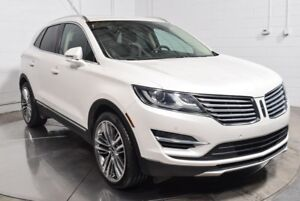 2015 Lincoln MKC RESERVE 2.3 AWD CUIR TOIT NAV
