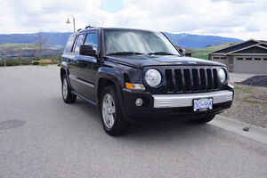 2010 Jeep Patriot Limited SUV