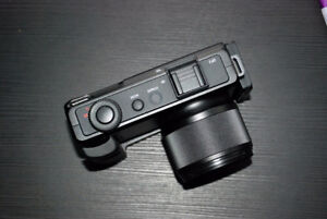 Sigma Merill DP1 (28mm) and DP3 (75mm)