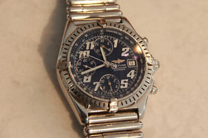 Authentic BREITLING Chronomat Automatic with Bullet Bracelet