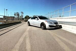 Tuned 2012 Genesis coupe 2.0 leather