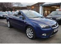 2007 Ford Focus CC 2.0 CC-3 CONVERTIBLE FULL SERVICE HISTORY