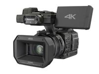 Panasonic HC-X1000 4K Video Camera