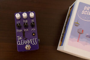 Dr. Scientist The Cleanness pedal