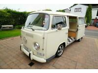 1972 Volkswagen T2 Campervan for Sale