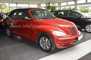 Chrysler PT Cruiser Cabrio 2.4Limited Edition-Leder-Klima