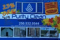Window and Surface Cleaning - Commercial & Residential