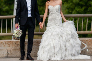 Wedding Gown - Lazaro 3167