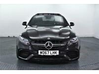 2018 Mercedes-Benz E Class E63 AMG E63 Premium 4matic+ 3.9 4dr Saloon Auto Petro