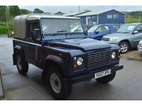 2007 LAND ROVER DEFENDER 90 PickUp TDCi