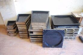 WANTED USED PAVING SLAB MOULDS