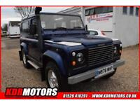 1996 Land Rover Defender HT TDI 95 - 2.5L DIESEL - READY TO DRIVE AWAY