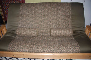 PRICE REDUCED Moving Out Sale Queen Size Futon Sofa Bed