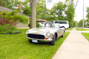 1972 MGB - MUST SELL