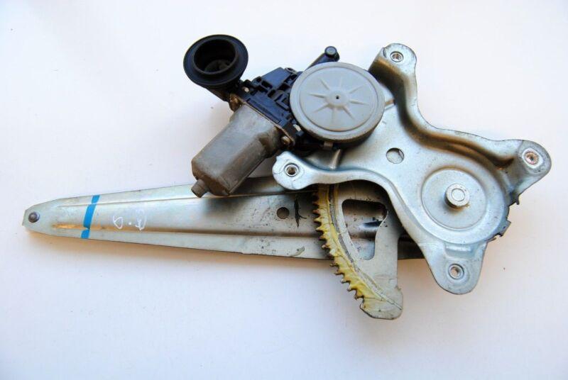 LEXUS IS 220d 2006 RHD REAR RIGHT DOOR WINDOW REGULATOR WITH MOTOR 85720-58010