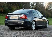 BMW 3 SERIES 330I M SPORT - SALOON, VERY RARE INTERIOR, IMMACULATE, PETROL, AUTO