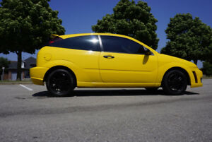 2007 Ford Focus SE coupe for sale