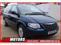 2005 Chrysler Voyager CRD SE - 2.5L DIESEL - 63K - READY TO DRIVE AWAY