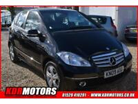 2009 Mercedes A160 CDI AVANTGARDE SE - AUTOMATIC - FULL SERVICE HISTORY