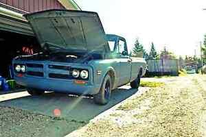1971 Chevrolet C10 longbox