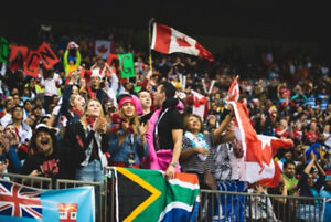 Vancouver Sevens ticket for Saturday and Sunday