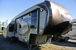 2016 Palomino Columbus Fifth Wheels 320RS