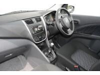 2018 Suzuki Celerio 1.0 SZ4 5dr Petrol red Manual