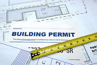 Building Permits –Residential  -Commercial #Fast Track