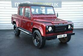2002 Land Rover Defender County Double Cab PickUp Td5 seeker Scepter edition ...