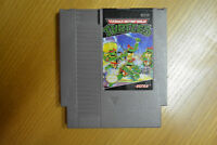 Teenage Mutant Ninja Turtles (Nintendo NES, 1989) Très bon état