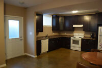 2 Bedroom Basement Suite Available Immediately