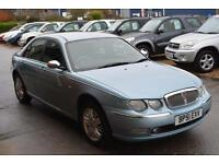 2002 ROVER 75 2.5 V6 Connoisseur Automatic