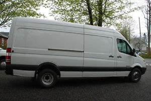 2008 Dodge Sprinter 3500 allongé (6 roues)